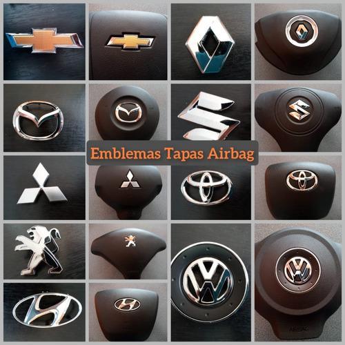 Imagen 1 de 10 de Logos Y Emblemas Para Tapas Airbag / Todas Las Marcas