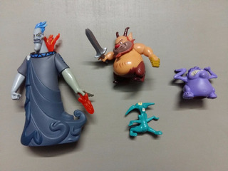 Hércules Figuras Lote