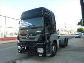 Mercedes-benz Axor 2644 Ano 2014 Automático