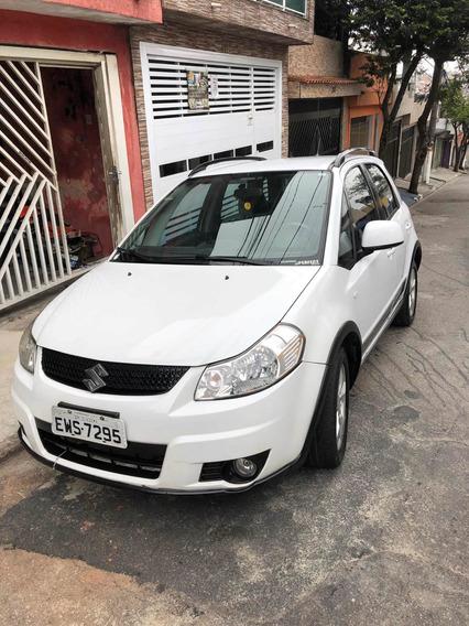 Suzuki Sx4 2.0 4wd 5p 2012