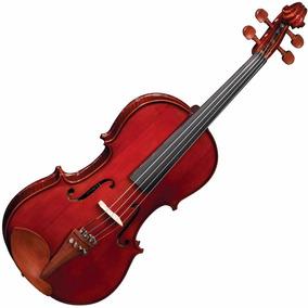 Viola De Arco Eagle Va150 4/4 Na Loja Cheiro De Música !!