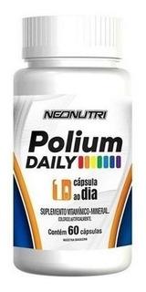 Multivitamínico Polium Daily - 60 Cáps Neo Nutri