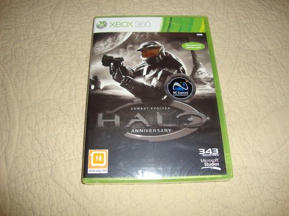 Halo Combat Envolved Lacrado P/xbox 360 - Frete Cr 12,00