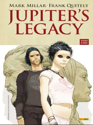 Cómics Jupiters Legacy + Jupiters Circle Completo Español