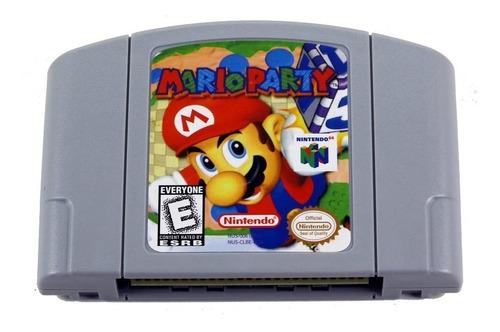 Imagen 1 de 3 de Mario  Party Nintendo 64  Físico