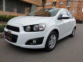 Chevrolet Sonic Lt 1.600cc M/t C/a Sun Roof 2014