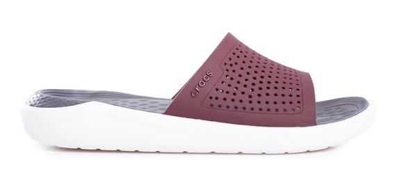 Ojotas Crocs Literide Slide -c205183-c616- Trip Store