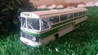 Miniatura Ônibus Mercedes Benz (ferro 1:72)