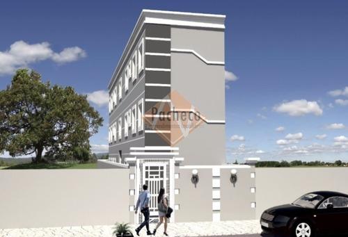 Imagem 1 de 3 de Apartamento/studio No Vila Matilde 41 M², 2 Dormitórios, R$ 169.000,00 - 2205