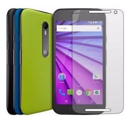 Pelicula De Vidro Motorola Moto G 3 Geração Xt1543