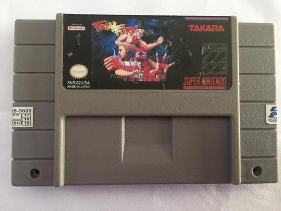 Fatal Fury Super Nintendo