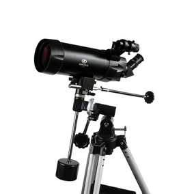 Telescópio Cassegrain Refletor Maksutov 1200x90mm Equatorial