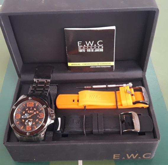 Relógio Esportivo E W C