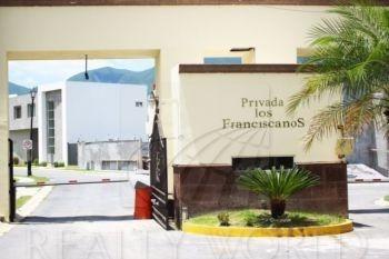 Casas En Venta En Priv. Los Franciscanos, Santiago