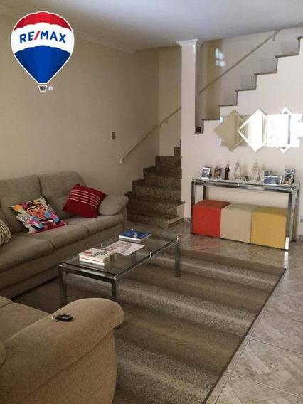 Casa Com 2 Dormitórios, 141 M² - Metro Saúde - Ca1505