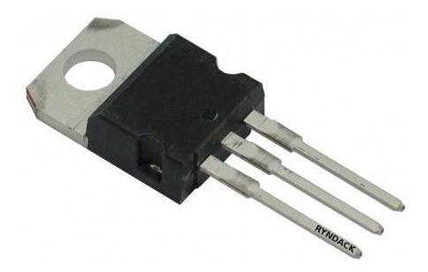 5 Peças * L7924cv Regulador De Tensão -24v 7924