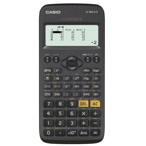 Calculadora Eletrônica Científica 275 Função Preto Casio - F