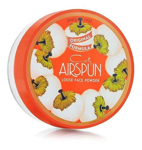 Airspun Polvo Facial Suelto 070-11 Naturally Neutral 2.3 Oz