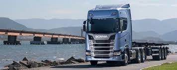 Linha Scania 2019