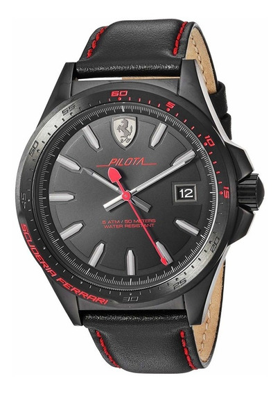 Relógio Masculino Ferrari 830497 Importado Original