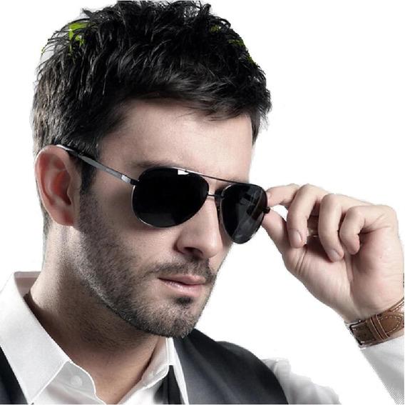 Óculos De Sol Masculino 2019 Polarizado Uv400 Veithdia 1306