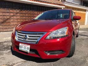 Nissan Sentra 1.8 Sense Mt 2016