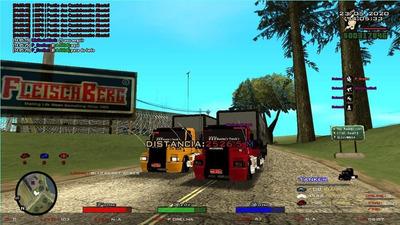 Game Mode Samp [rpg]
