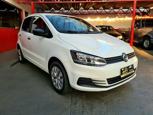 Volkswagen Fox Trendline 1.0 Branco 2016