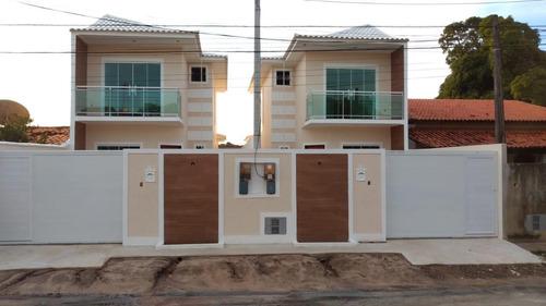 Imagem 1 de 14 de Casa 3 Dormitórios Para Venda Em Araruama, Xv De Novembro, 3 Dormitórios, 1 Suíte, 2 Banheiros, 2 Vagas - 255_2-515976