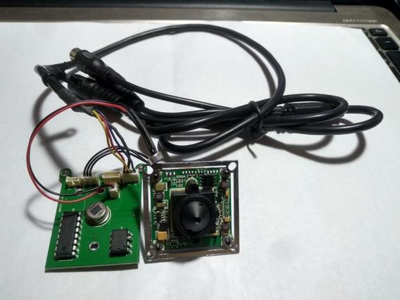 Camara Oculta En Sensor De Movimiento Zcp-5320-pir