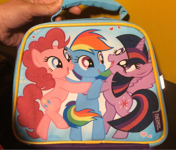 Lunchera Thermos My Little Pony Importada Estados Unidos