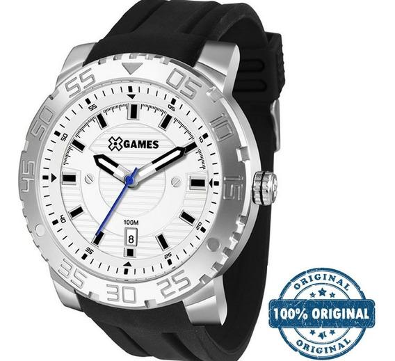 Relógio Masculino Prova D´água X-games Grande Xmsp1010 B2px