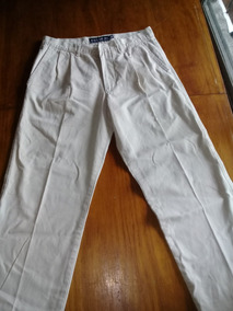 Pantalón De Gabardina Kevingston Talle 40