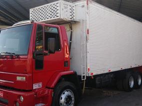 Ford Cargo 2422 2006 Bau 7.5 Mtros( Motor Novo) Oportunidade