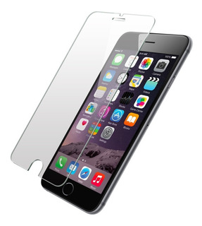 2 Piezas Mica Cristal Templado 9h 0.33 Mm iPhone 4 5 6 7 8 X Xs X Max Xr