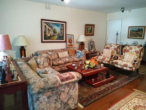 Apartamento Com 4 Quartos Para Comprar No Leblon Em Rio De Janeiro/rj - 15083