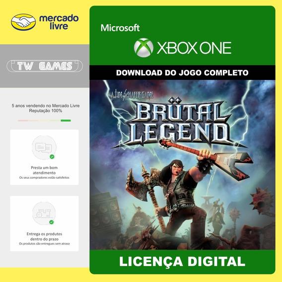 Brutal Legend Digital Retrocompativel Xbox One