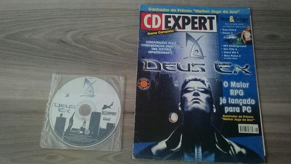 Revista Cd Expert Deus Ex 66