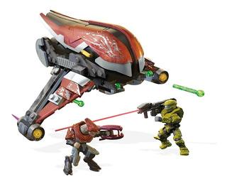 Mega Construx Juego De Construcción Halo Banished Banshee