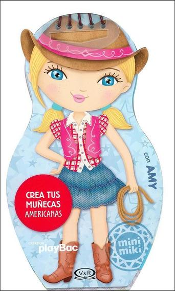 Crea Tus Muñecas Americanas Con Amy