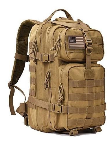 Imagen 1 de 9 de Reebow Gear Mochila Táctica Militar 3 Días Paquete De Asal