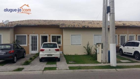 Casa Com 2 Dormitórios À Venda, 43 M² Por R$ 181.500 - Jardim Marcondes - Jacareí/sp - Ca1074