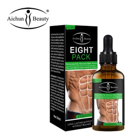Aichun Aceite Reductor Grasa Abdomen Eight Pack Regerenante