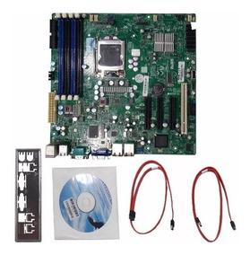 Placa Mãe Servidor Server Supermicro X8sil Nova Com Garantia