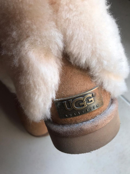 Botas Mujer Ugg Modelo Patten - Unicas, Impecables.