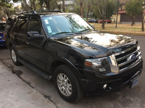 Ford Expedition 5p Limited Aut 4x2 5.4l Piel V8