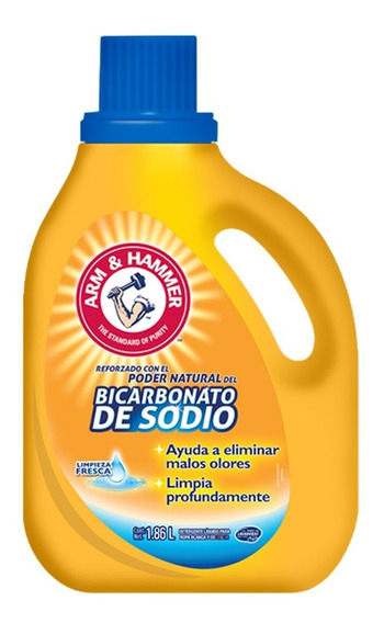 Detergente Líquido Fresca 1.86lt Arm & Hammer