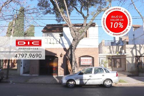 Casa S/lote Ppio 4 Dorm, Patio, Quincho, Tza- Florida Mitre/este