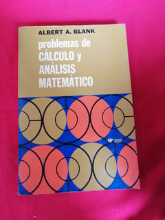 Problemas De Calculo Y Analisis Matematico Albert Blank #33