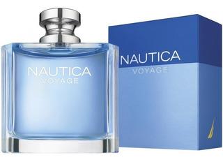 Perfume Nautica Voyage Hombre 100 Ml Original
